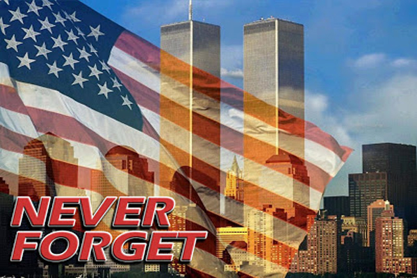 Today we remember 9-11 and what it did to change Metro Atlanta and our country forever